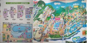 サマーランド園内マップ