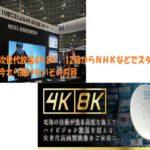 4K8K次世代テレビ