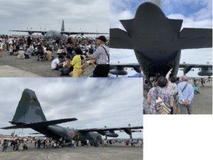 横田基地 軍用機 戦闘機 オスプレイ