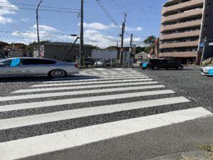 拝島大師 経路 国道16号